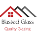 Blasted Glass