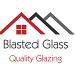 Blasted Glass